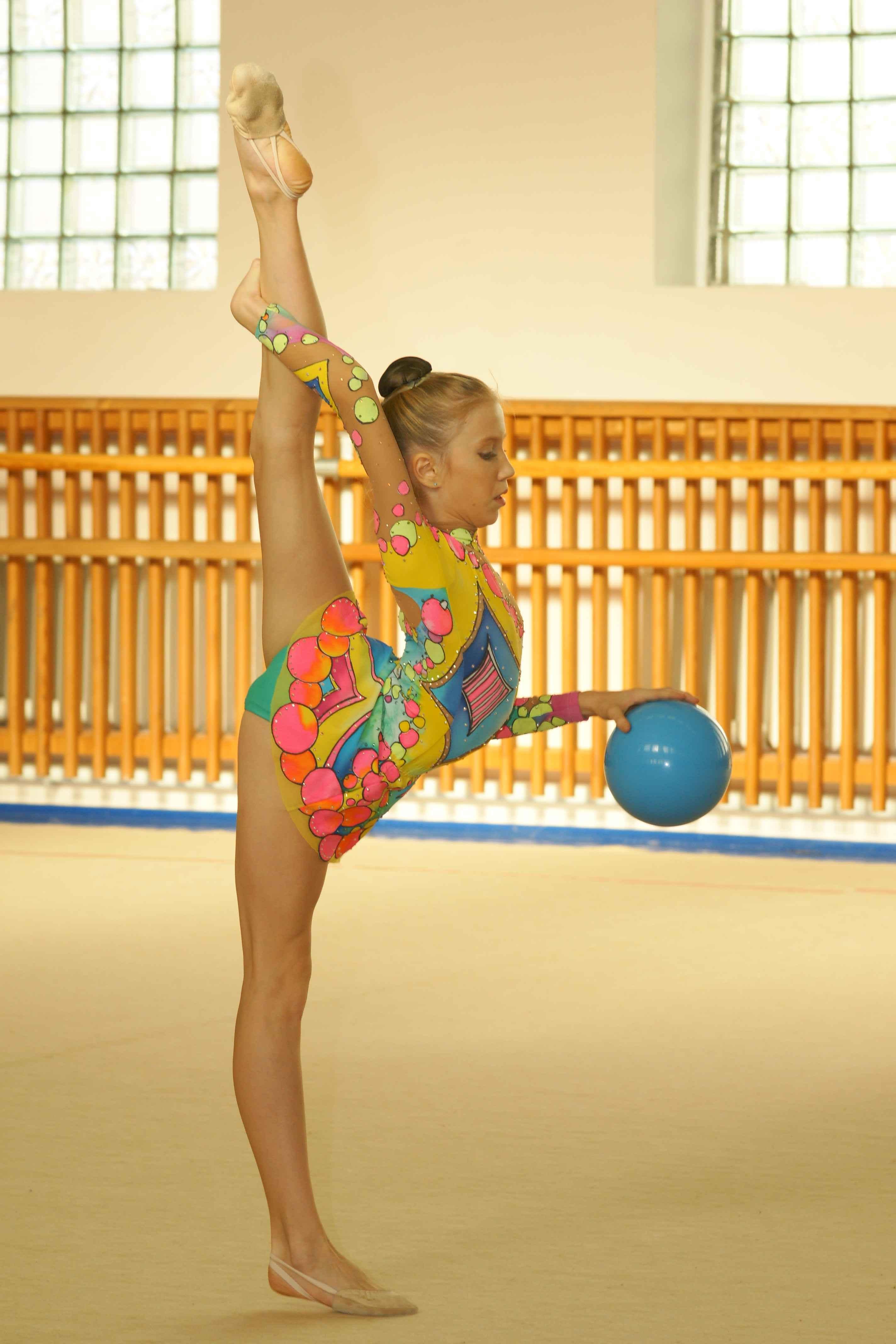 Художественная гимнастика фото ню 14 фотография