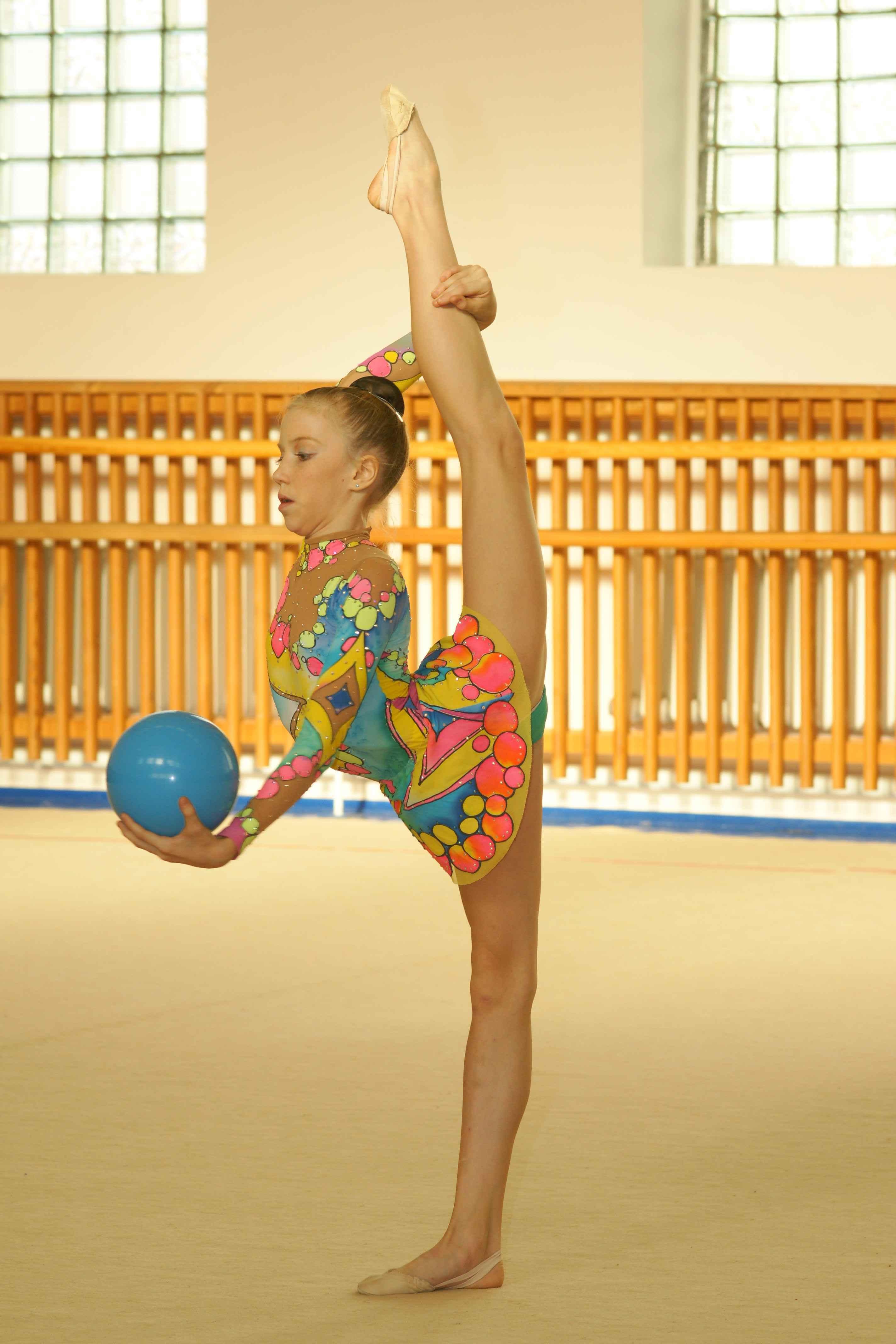 Какие качества развивают дети в художественной гимнастике 21