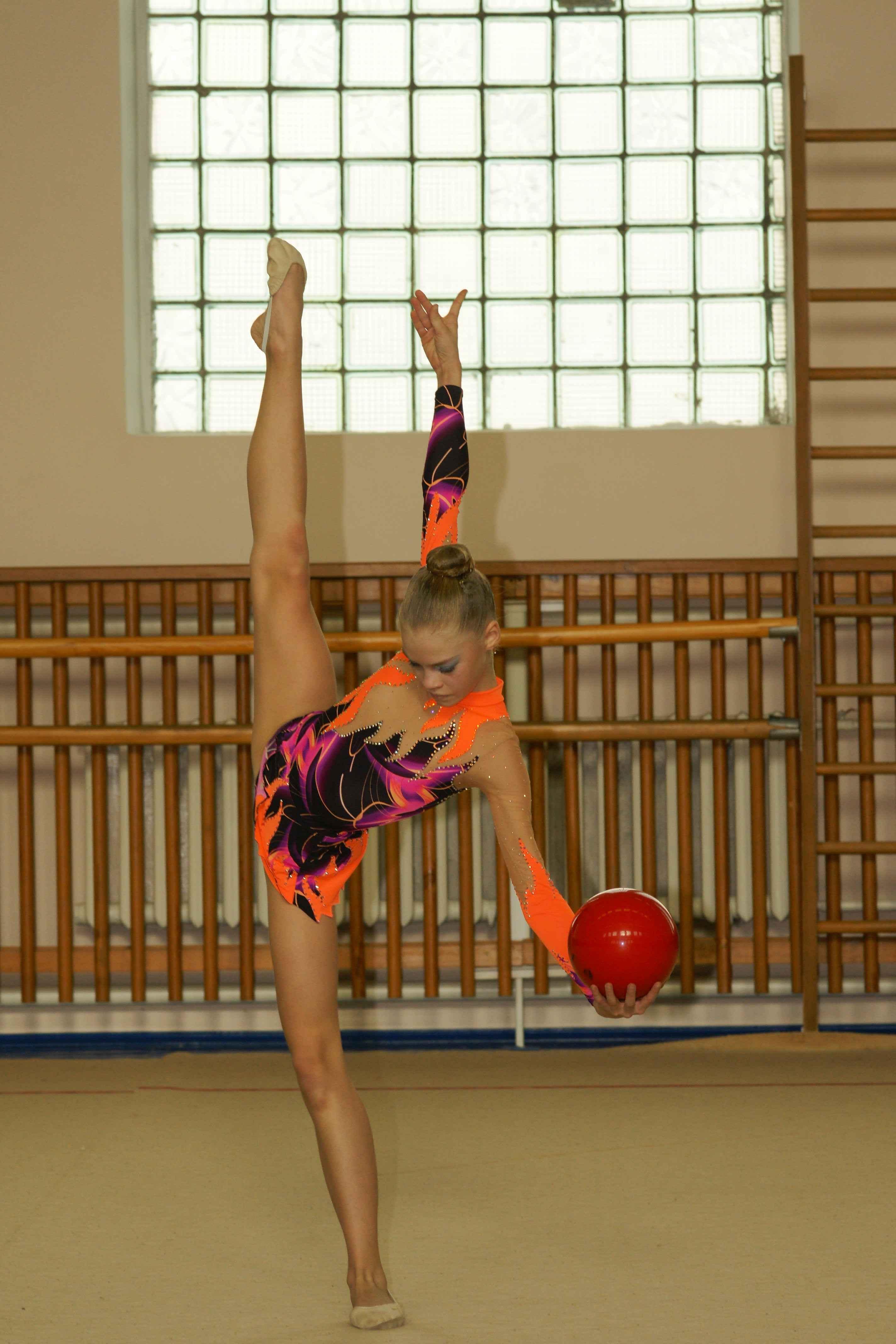 Дети гимнастки все фото