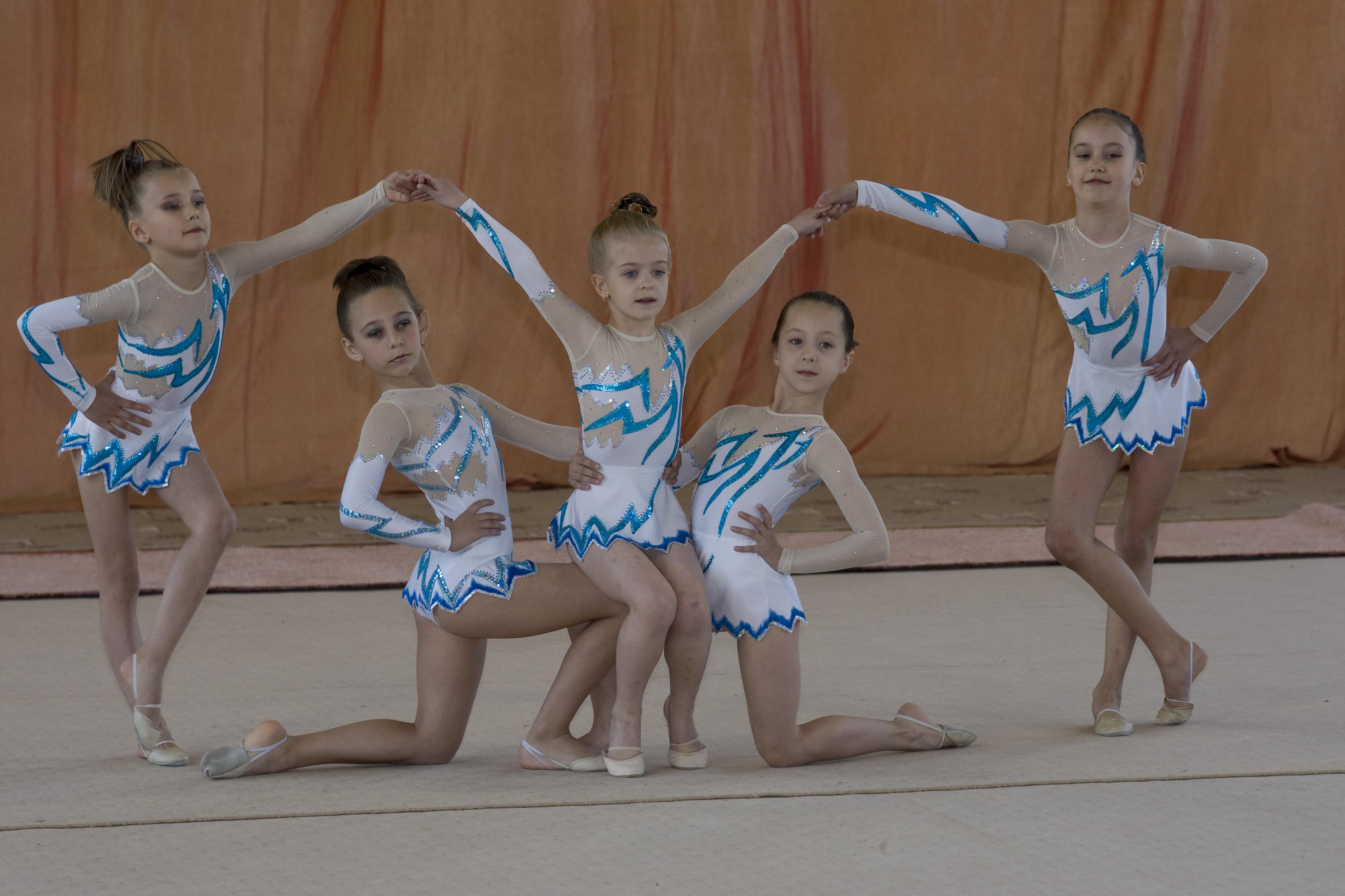 Фото художественной гимнастики 27 фотография