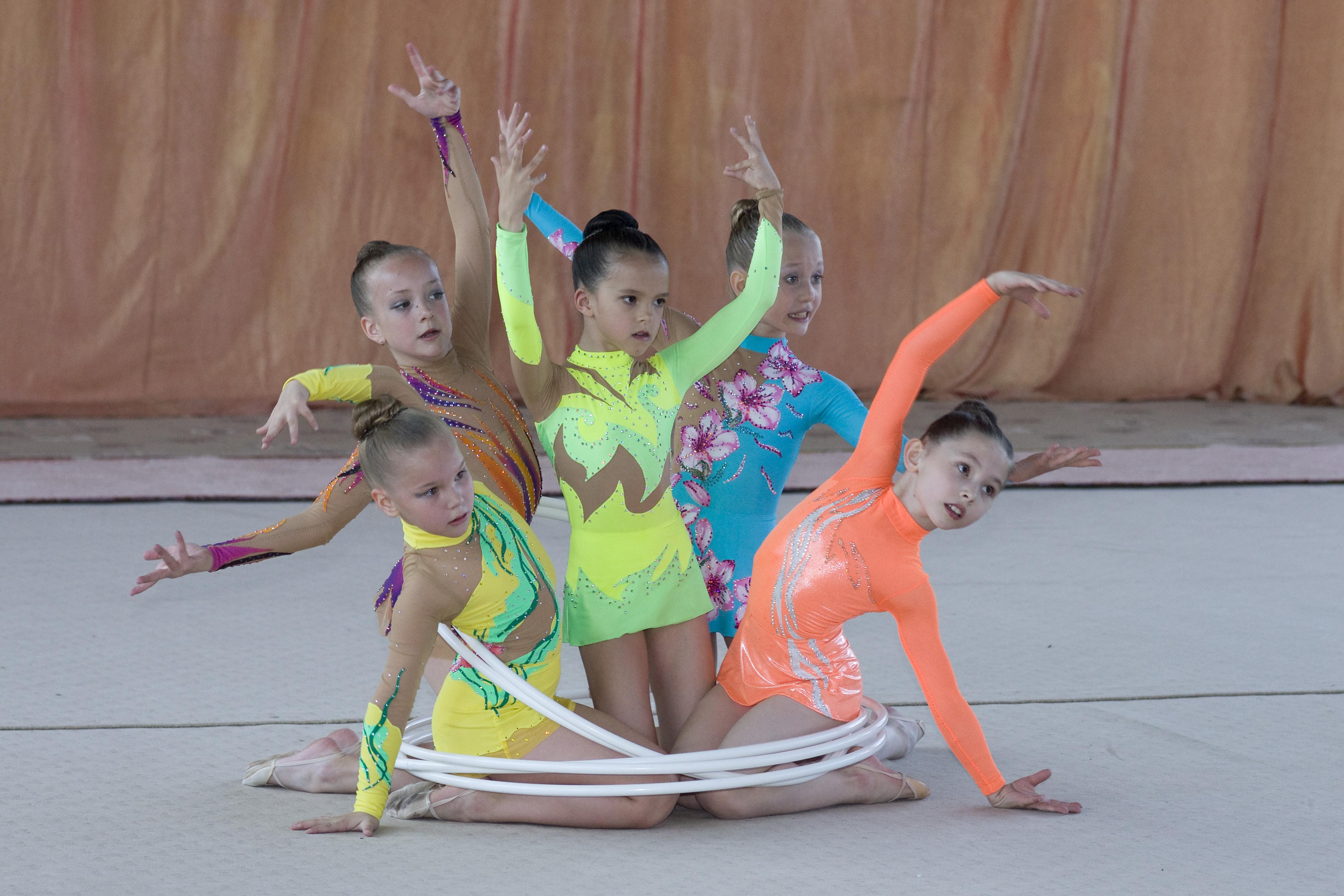 Какие качества развивают дети в художественной гимнастике 74