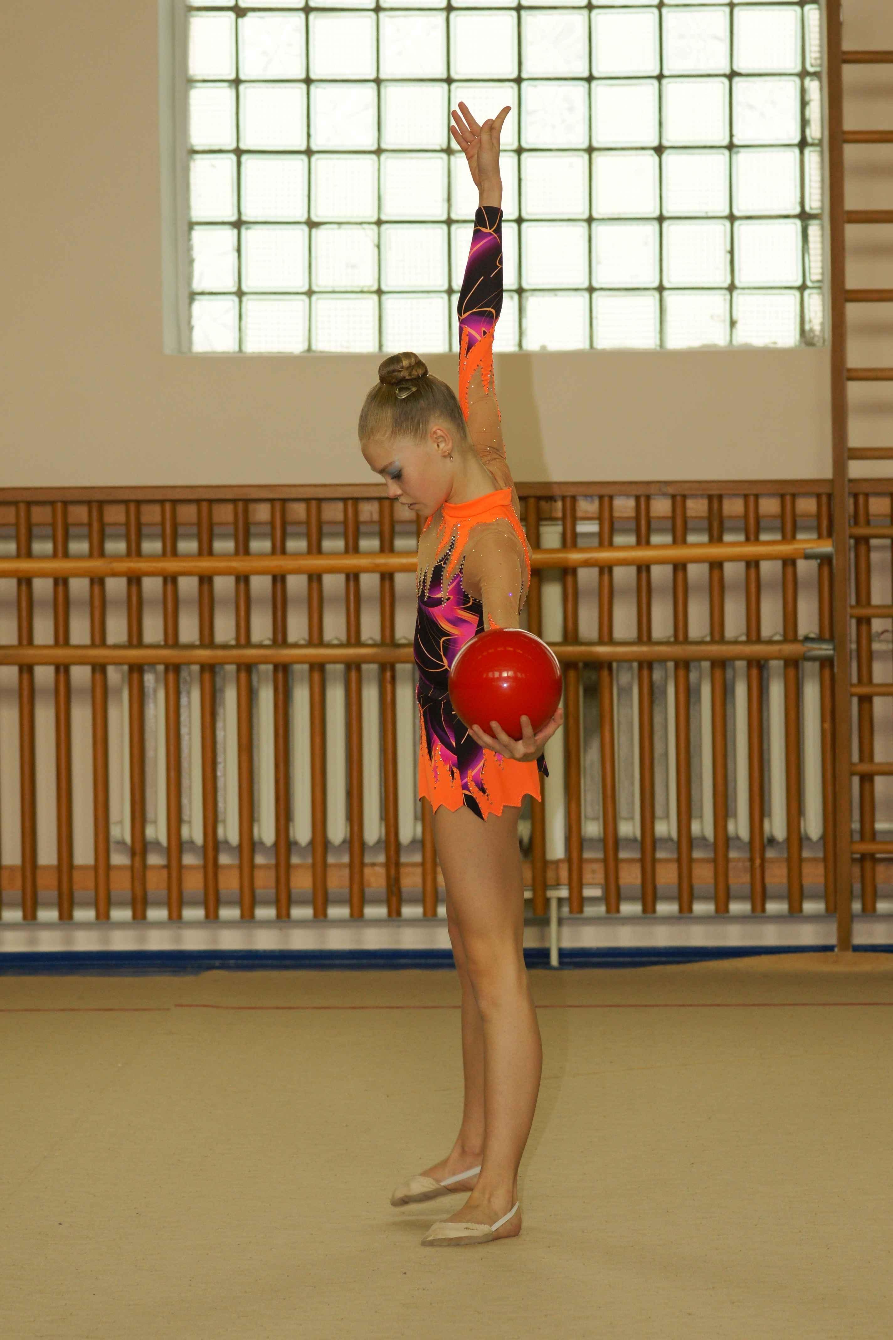 Фото детей на гимнастике художественной